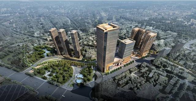 高端访谈|绿地朱健国:紫金中心要做南京的新名片